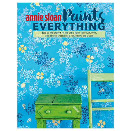 Annie Sloan Paints Everything book cover