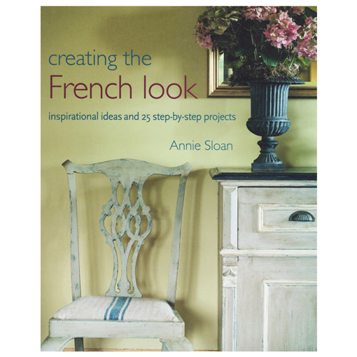 Creating the French Look book cover