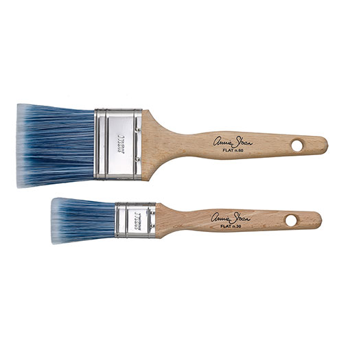 Flat Brushes by Annie Sloan